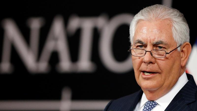 Tillerson firing caps off rocky tenure