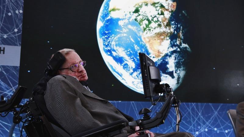 Popular physicist Stephen Hawking dies at 76