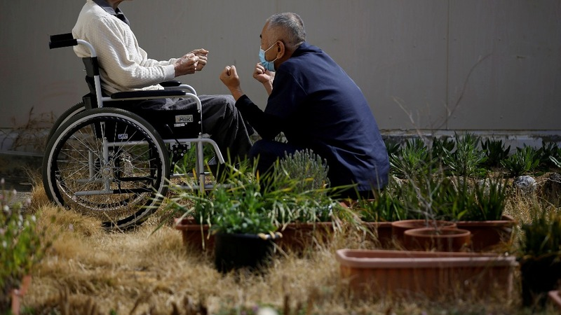 Punishment meets care for Japan's elderly convicts