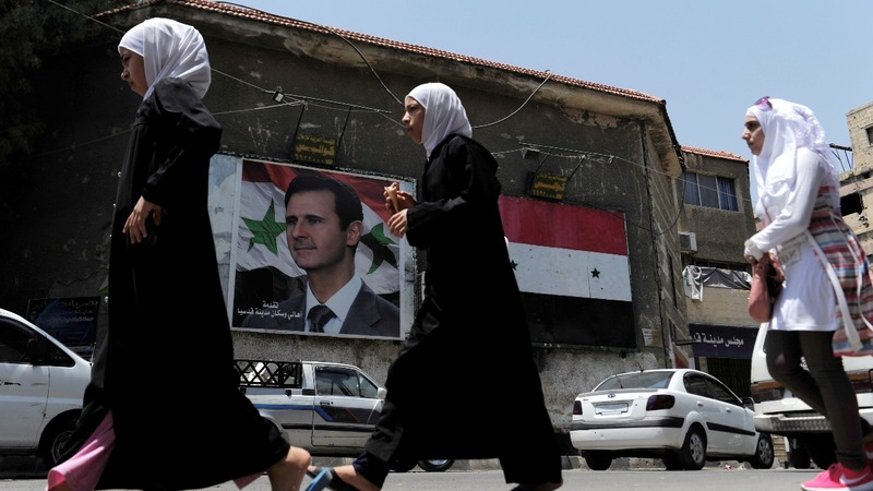 7 years of war: now Syrian women want say in peace