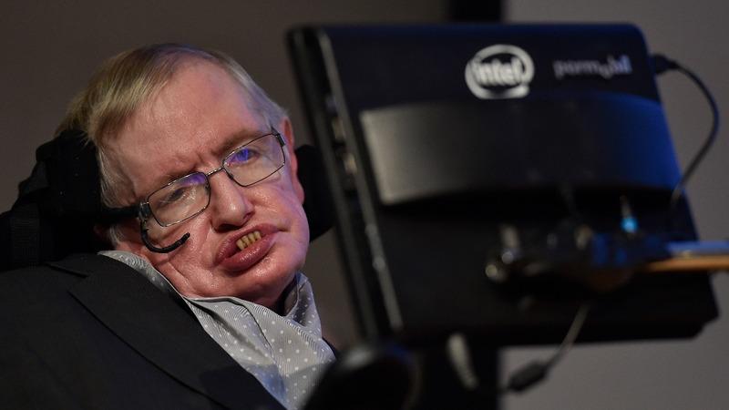 Quantum physics legend Stephen Hawking dies at 76