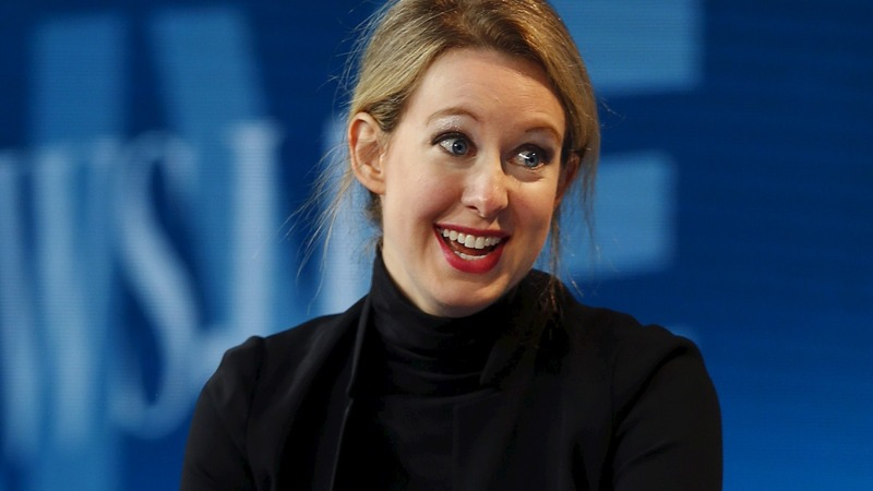 Theranos and its founder charged with 'massive' fraud