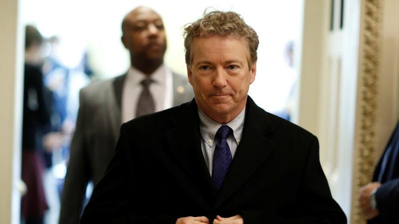 VERBATIM: Rand Paul opposes Trump's picks for CIA, State
