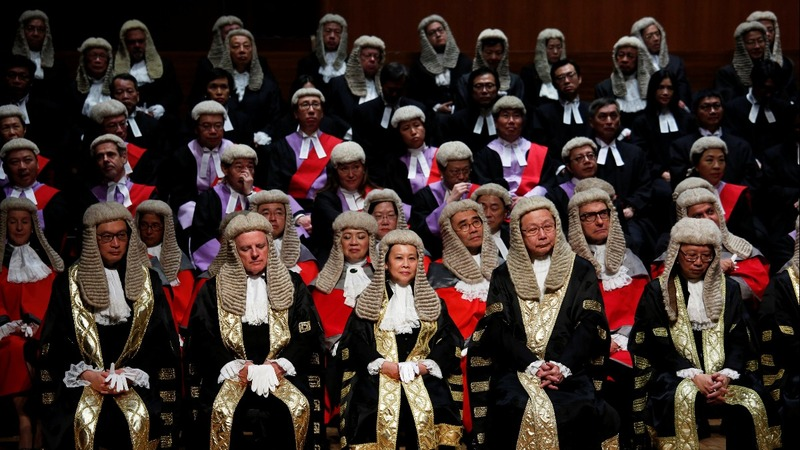 Hong Kong judges voice fears over China's reach