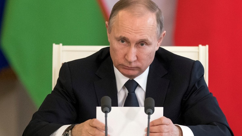 U.S. sanctions Russians for election meddling, cyber attacks