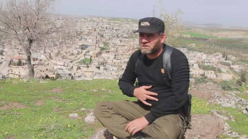 Fighting to the death: one Syrian rebel's story