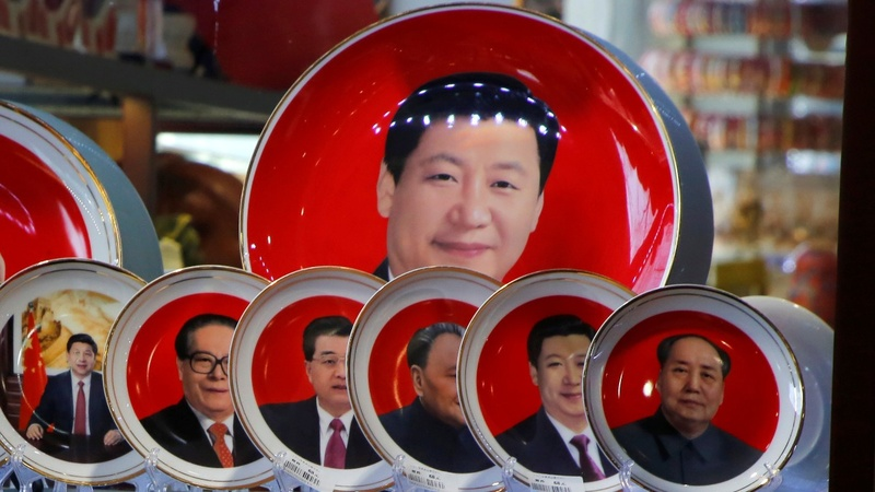 China's social contract is tested by Xi's power grab