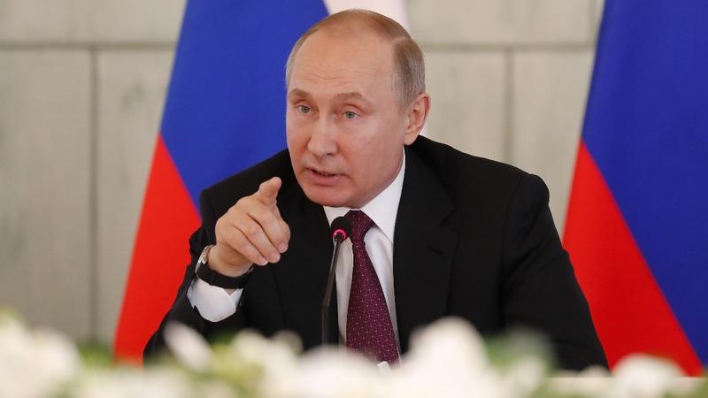 INSIGHT: Putin walks through history