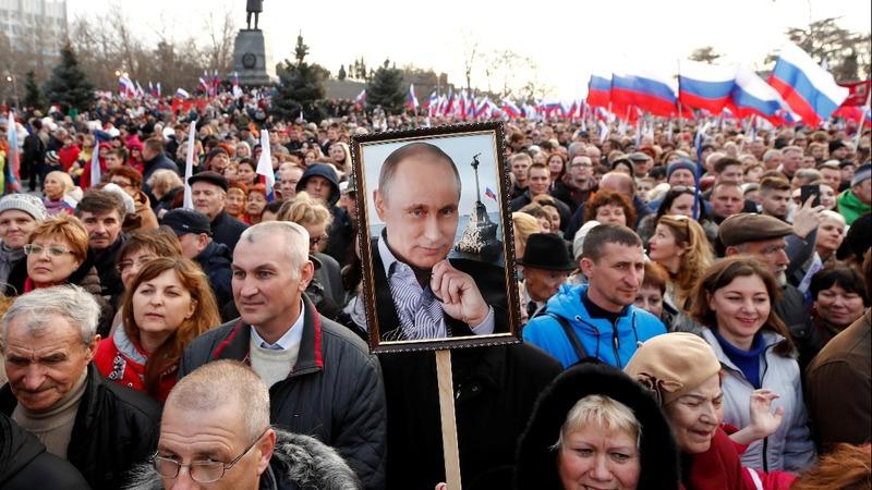 Putin wants big turnout to legitimize election