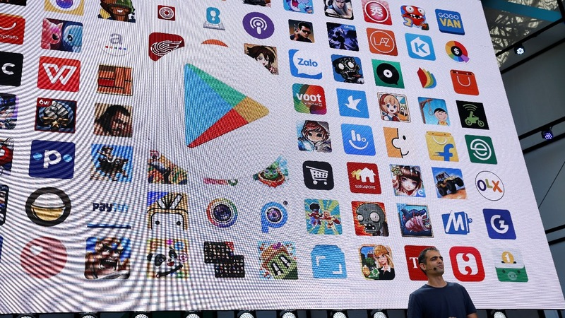 Google wants more tech in game apps