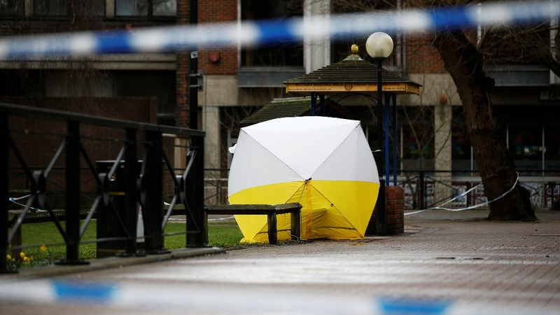 Russia to expel 23 UK diplomats over Skripal poisoning