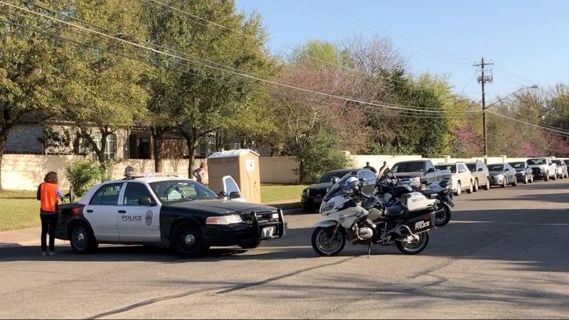 Police suspect 'serial bomber' in Austin blasts