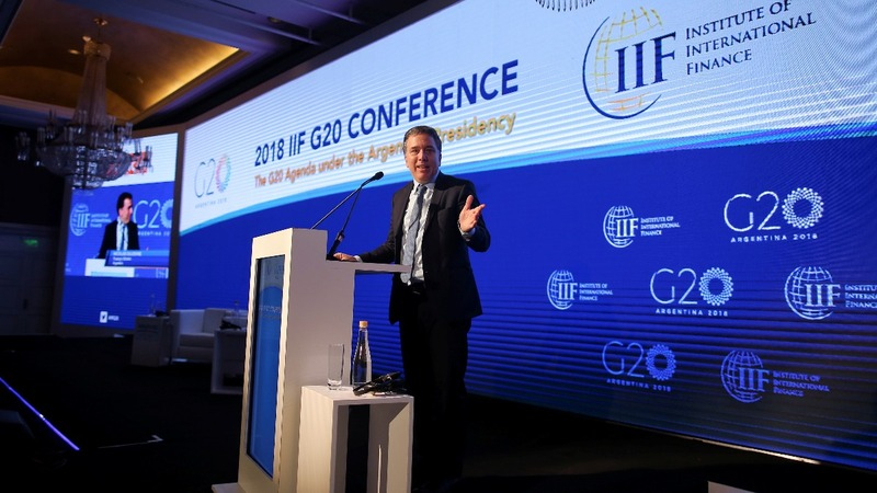 U.S. tariffs dominate Argentina's G20 summit