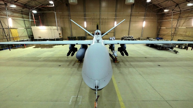 Trump to boost exports of lethal drones to U.S. allies