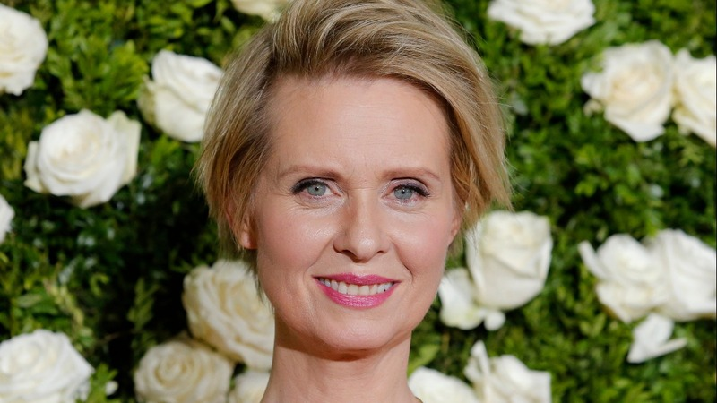 Cynthia Nixon announces run for NY governor