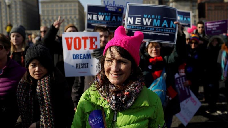 Chicago primary highlights Democrat divide