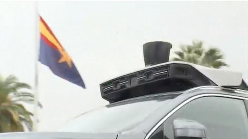 Arizona isn't putting brakes on self-driving cars yet