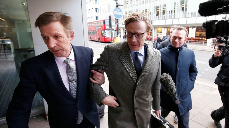 Cambridge Analytica CEO bragged about Trump election