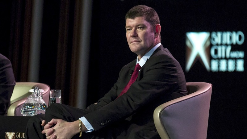 Australian casino boss Packer quits Crown Resorts board