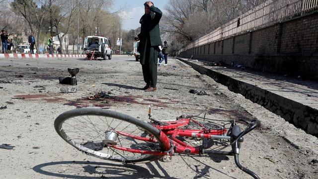 Dozens dead in Kabul suicide attack