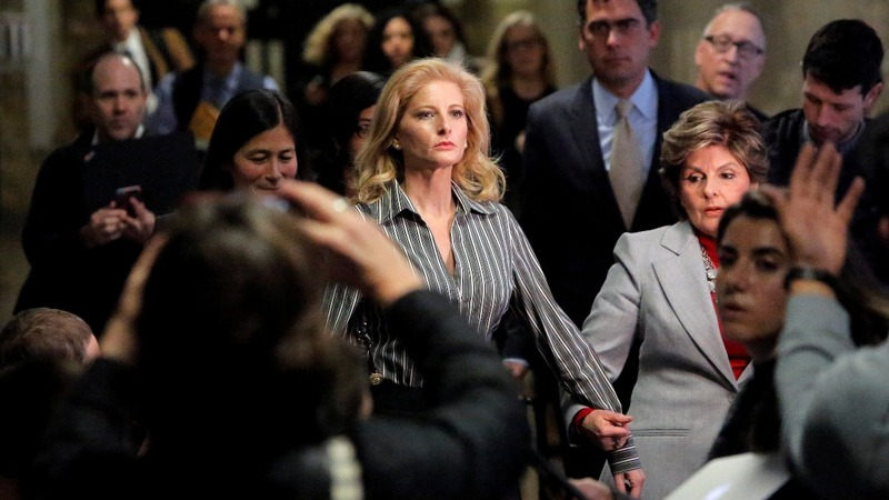 Trump faces mounting legal threat from accusers