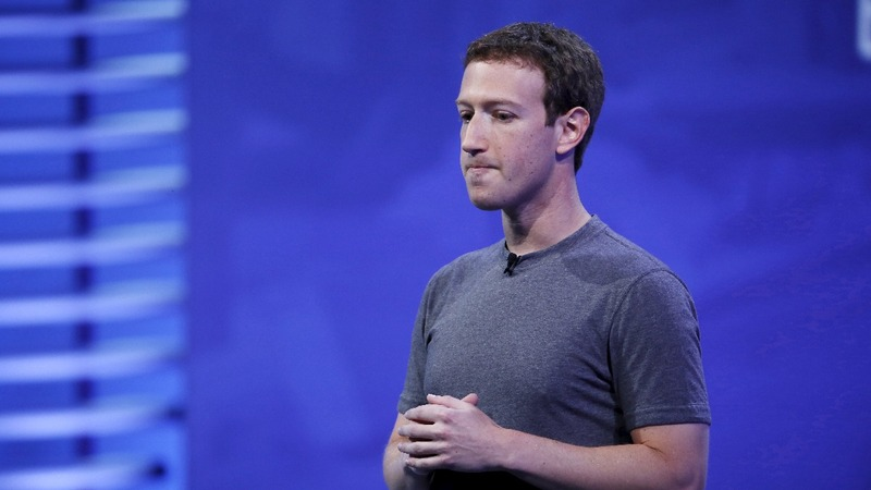 Mark Zuckerberg is 'sorry' over Cambridge Analytica
