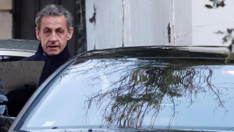 Nicolas Sarkozy faces formal investigation