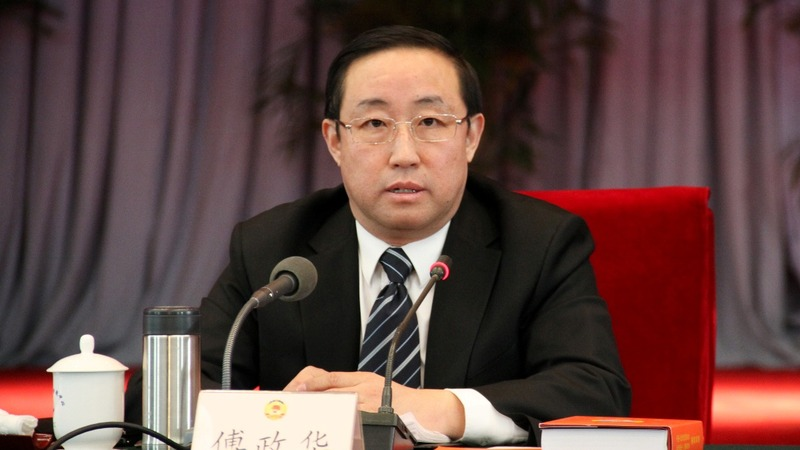 Chinese activists fear a legal freeze under hardliner