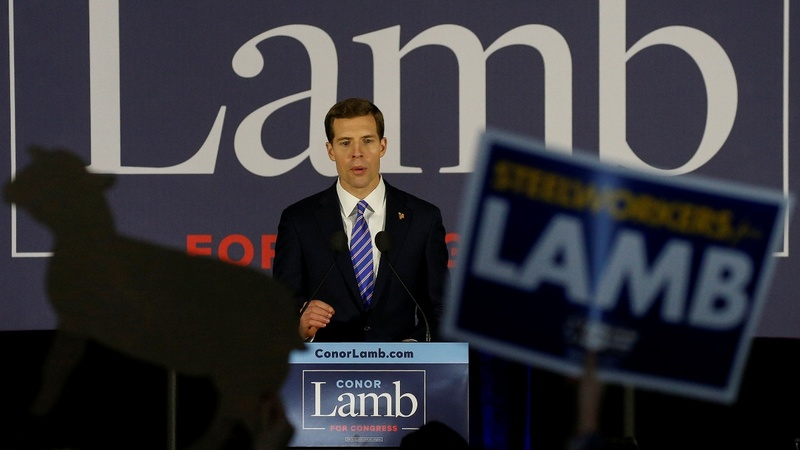 Saccone concedes to Democrat Conor Lamb in Pennsylvania