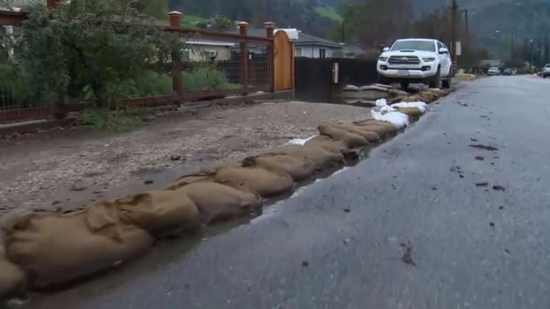 Southern California braces for second round of mudslides