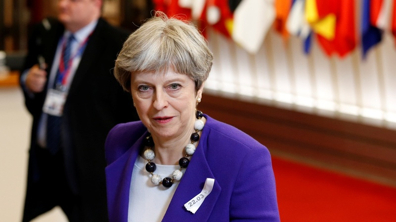 EU backs UK over nerve gas attack, turns to Brexit