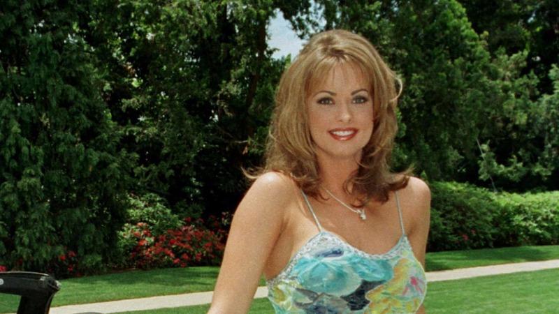 Ex-Playboy model tells CNN she 'was in love' with Trump