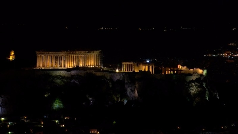 INSIGHT: Global landmarks go dark for earth hour