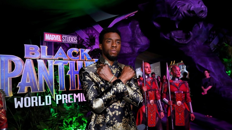 Marvel's 'Black Panther' sets new record