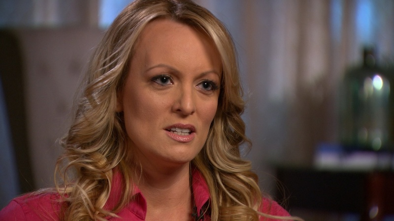 Stormy Daniels says she was 'threatened' to keep quiet