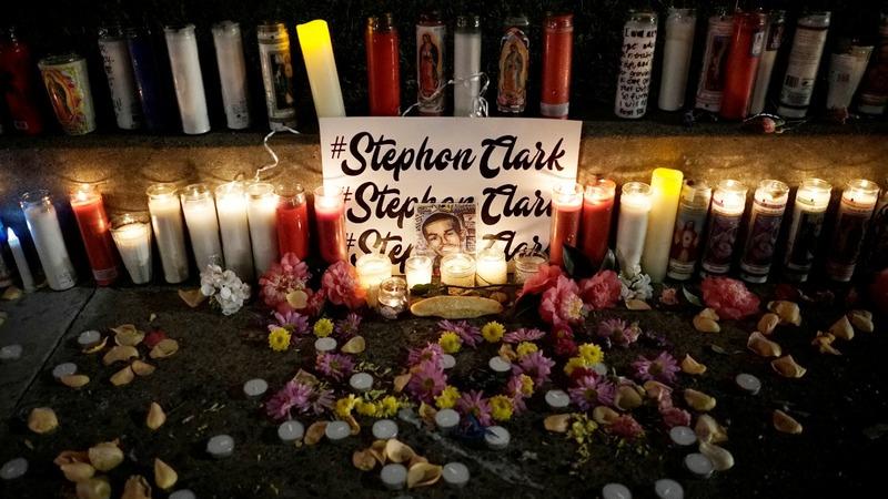 VERBATIM: Family of Stephon Clark calls for justice
