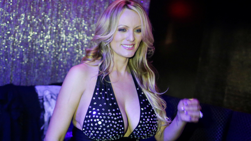 Stormy Daniels sues Trump lawyer in interview fallout