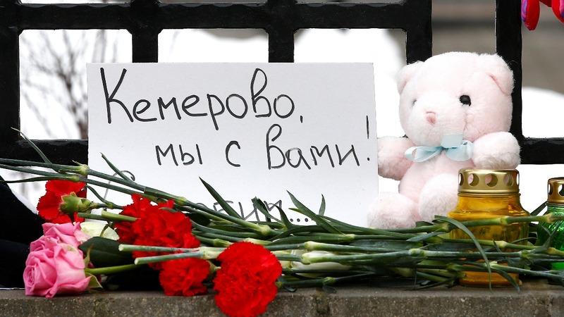 Putin: Massive deadly fire was 'criminal negligence'