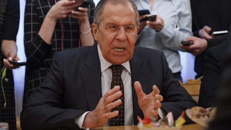 Russia angry at 'boorish' expulsion of diplomats