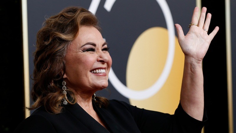 'Roseanne' star says revived show reflects Trump's America