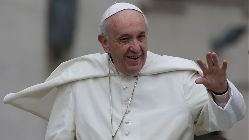 Pope Francis tells mafia they can't be Christians