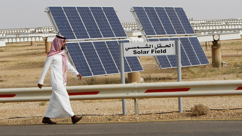 Big solar: Saudi Arabia plans new mega-plant