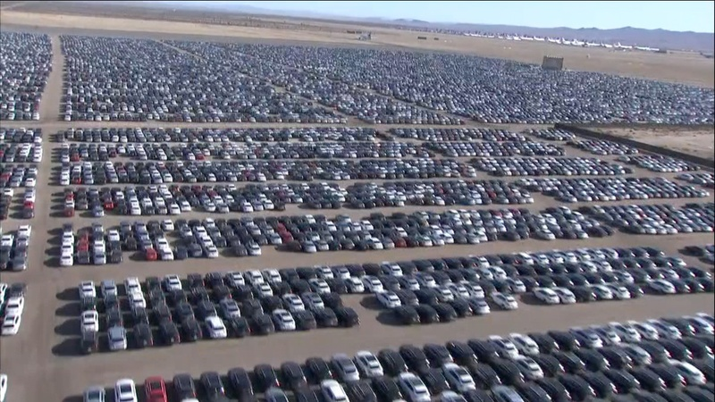 What a massive Volkswagen buyback looks like