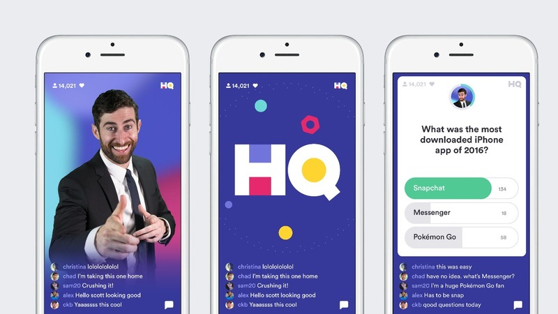 Here's a question: How does HQ Trivia make its money?