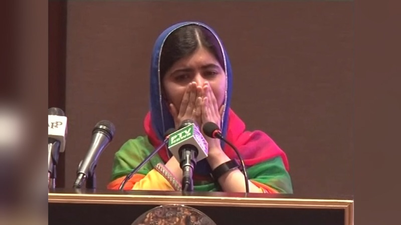 Malala goes home for first time since Taliban attack