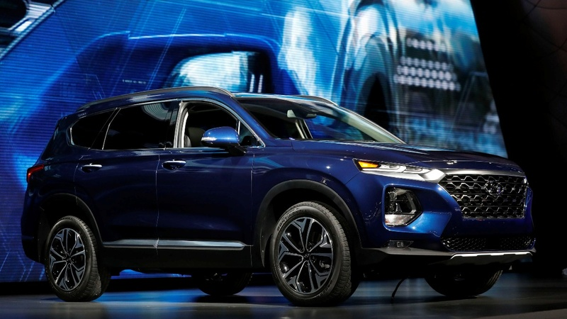 SUV overflow threatens to flood auto market