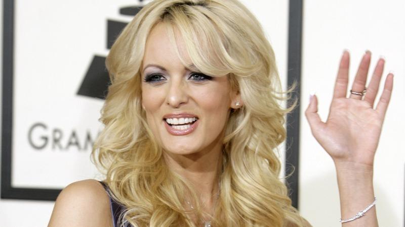 Judge denies porn star Daniels' bid to depose Trump