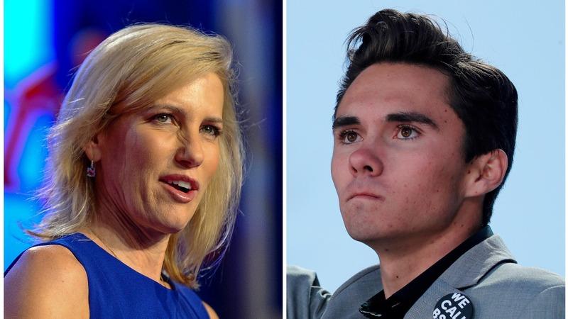 Fox News host faces backlash after taunting Parkland survivor