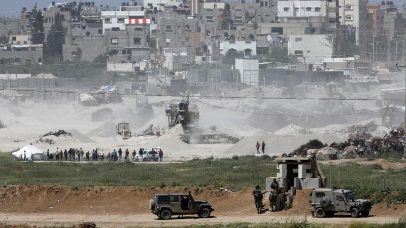 Gaza farmer killed by Israeli tank shell as tensions rise