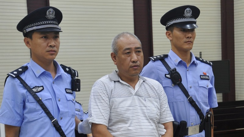 China's 'Jack the Ripper' handed death sentence